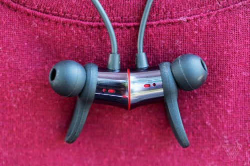 OnePlus' Bullets Wireless headphones don't tangle and can fast-charge