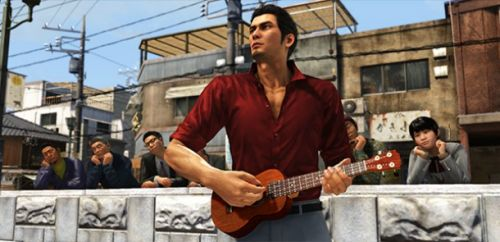 Sega Remastering Yakuza 3-5 For PlayStation 4 In Japan