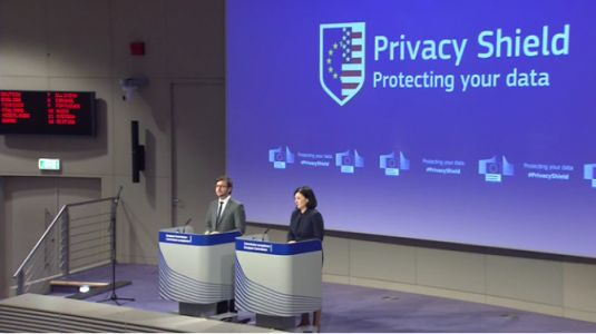 EU uses Privacy Shield review to press for reform of U.S. foreign surveillance law