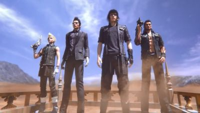 Free-To-Play Final Fantasy XV Mobile Game Out Now