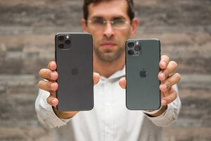 Apple iPhone might have escaped import tax in the nick of time