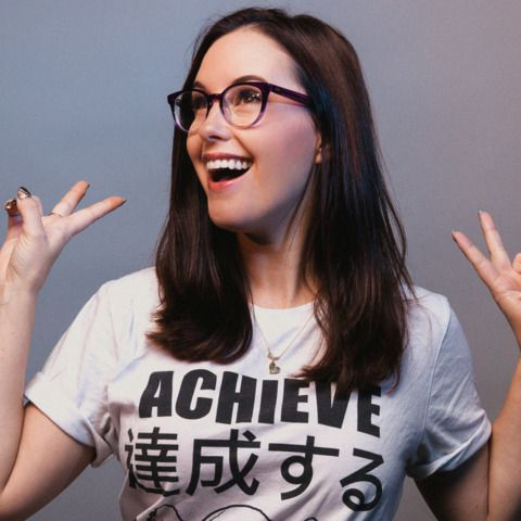 Meg Turney Plays Guess The Video Game Character At RTX Austin 2018!