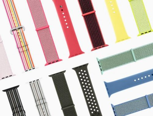 Apple Watch welcomes spring with a colorful trove of new bands