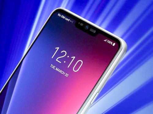 The LG G7 will have an extra-tall 6.1-inch display that gets really, really bright