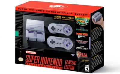 The only way to get a SNES Classic Edition at launch