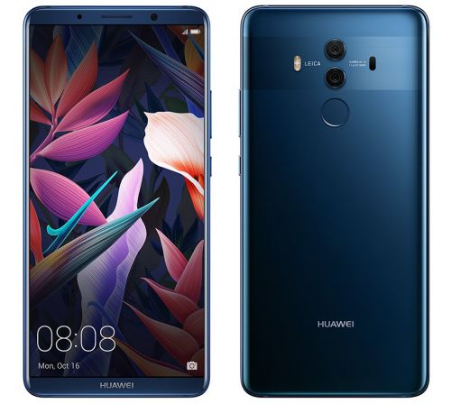 Huawei Mate 10 Pro will be available unlocked in the U.S. next month