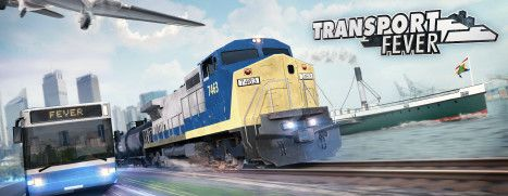 Daily Deal - Transport Fever, 40% Off