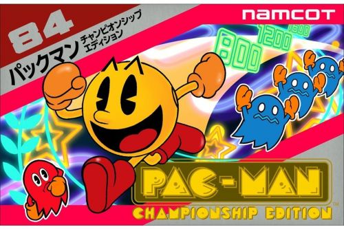 Namco ports Pac-Man CE for the Xbox 360 to the NES for the Switch