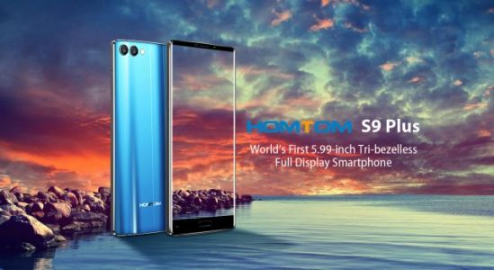 Stylish HOMTOM S9 Plus at Just $148.79 on AliExpress