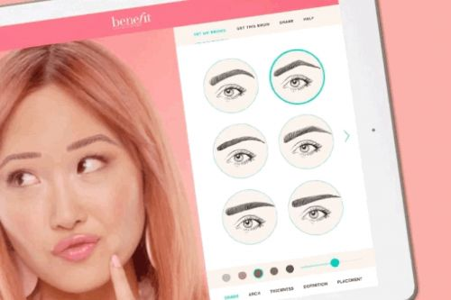 Your eyebrows can be the furry caterpillars of your dreams with this AR app