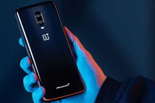 The OnePlus 6T McLaren Edition is the height of overkill-and I totally want one
