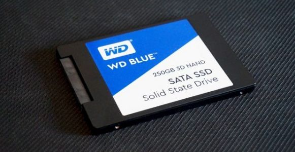 WD Blue 3D NAND review: Better for big workloads