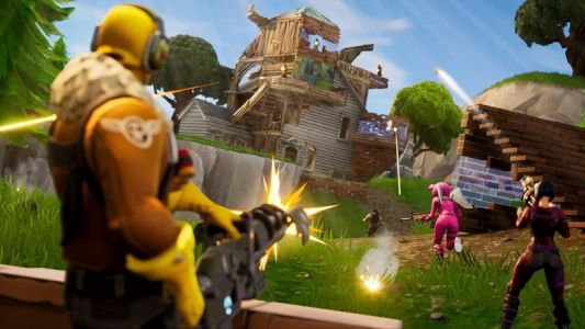 Fortnite revives Glider Redeploy with latest update