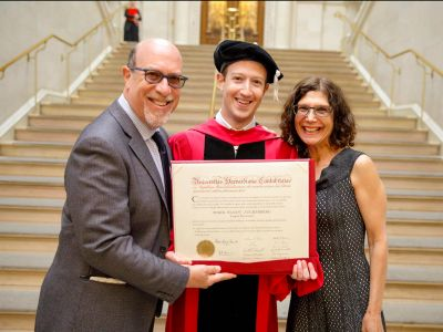 Mark Zuckerberg has returned to Harvard - Here's how to watch his commencement address