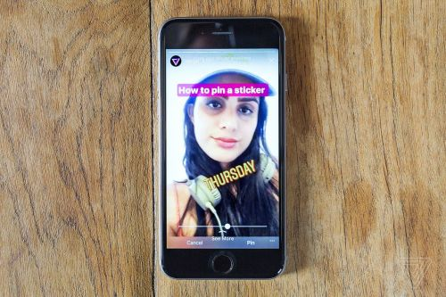 Instagram now lets you post Stories from the mobile web