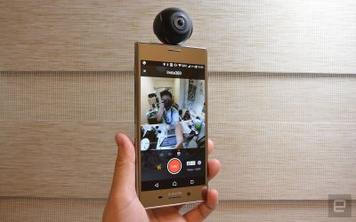 Facebook boosts live 360 video to 4K for better VR