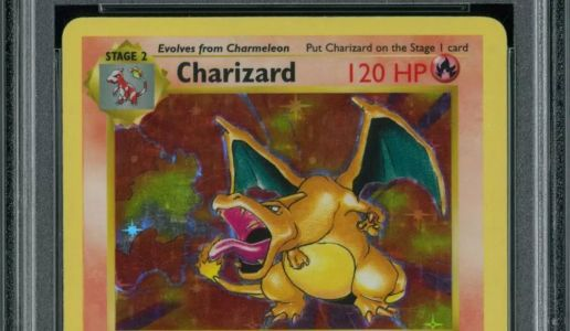 POKEMON TCG Collection Sells for Just Over $100,000