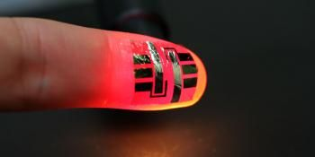 Diagnostics at Your Fingertips Thanks to Ultrathin Organic Photodetectors