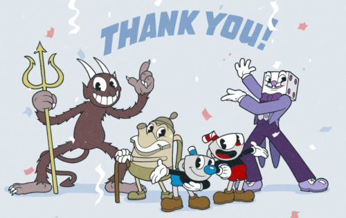 CUPHEAD Reaches 3 Million Units Sold And Reveals Upcoming DLC