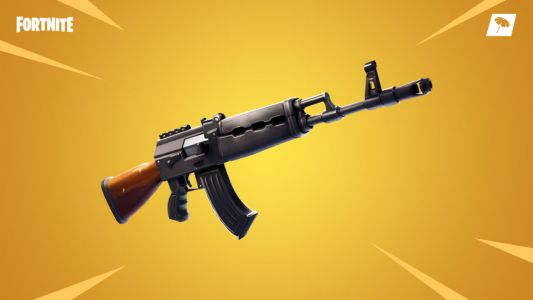 Fortnite's Patch Notes : NFL Skins, Heavy AR, Team Terror LTM, And More