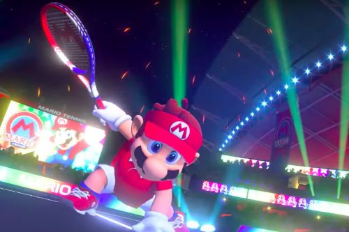 A new Mario Tennis game is coming to Nintendo Switch, along with The World Ends with You