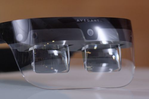 AR company Avegant has replaced its CEO and laid off more than half its staff