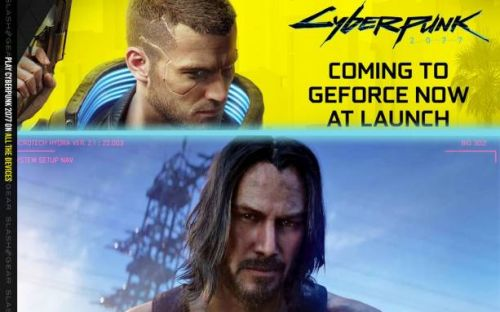 GeForce NOW lets Cyberpunk 2077 stream to Mac and Android on launch day