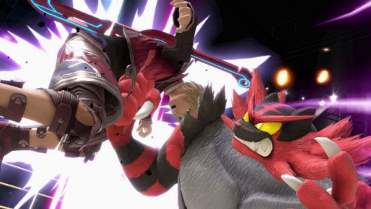 Super Smash Bros Ultimate almost didn't include Incineroar