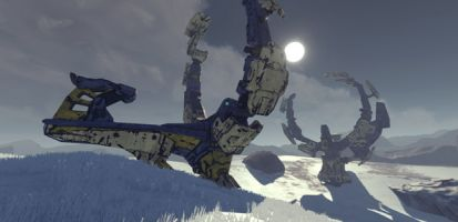 The Signal From Tölva making free snowy expansion
