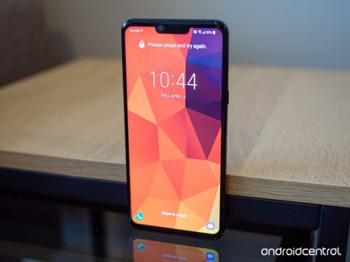 The LG G8 is an amazing phone for $500 on Prime Day