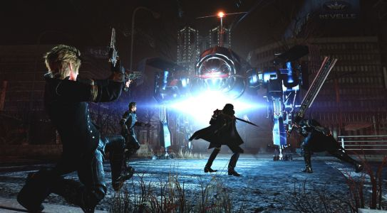 The Pirated Version of Final Fantasy XV is Much Faster Than the Legal Game