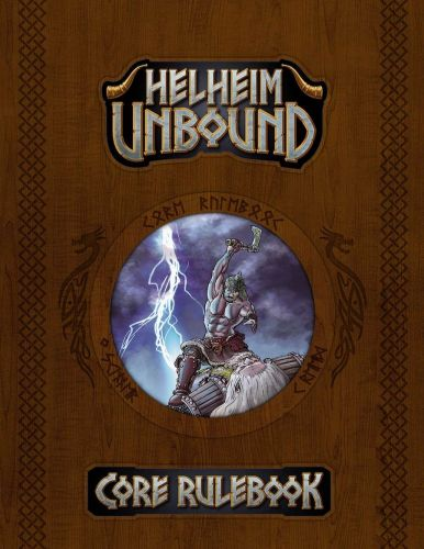 Helheim Unbound Core Rulebook Now Available