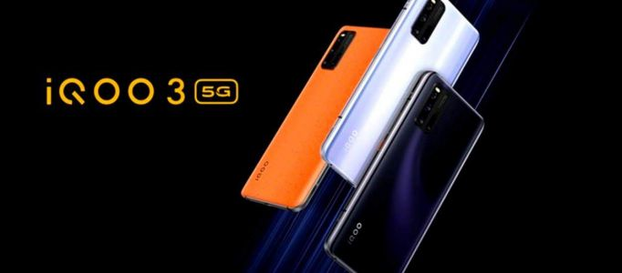 Vivo iQOO 3 with Snapdragon 865 discounted to $423 in India