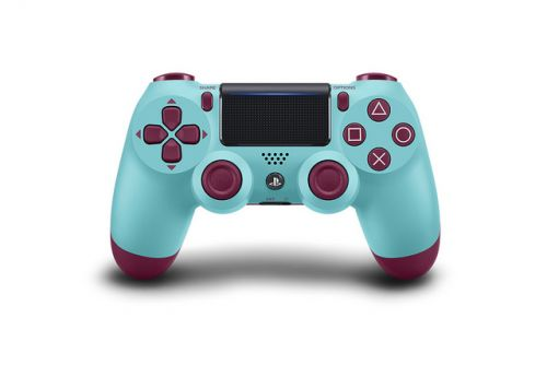 Sony has some colorful new DualShock 4 pads for your PS4