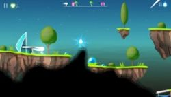 Face the darkness in the action platformer Flora and the Darkness, available on iOS and Android