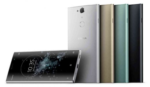 Sony Xperia XA2 Plus official with 6-inch screen and high-res audio features