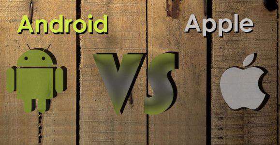 Android or Apple - Who should you develop for first?