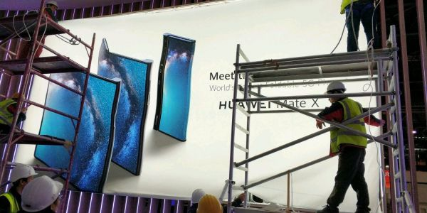 Huawei Mate X will be the name of Huawei's foldable phone, leaked poster reveals