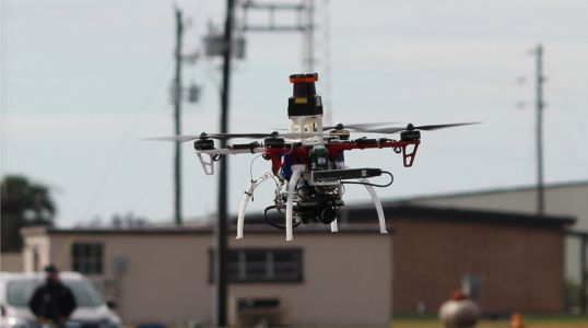 MIT CSAIL's drone is never quite sure where it is