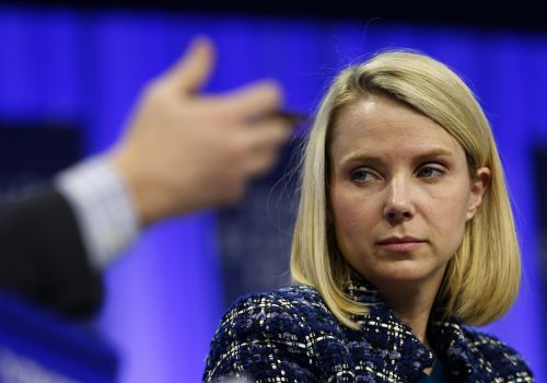 Marissa Mayer blames short-sighted activist investors for causing Yahoo to lose out on tens of billions of dollars of upside by selling Alibaba stake