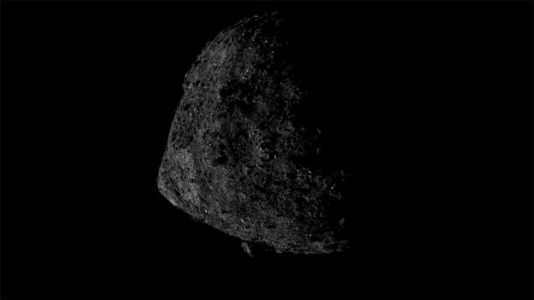 NASA's OSIRIS-REx Captures Detailed Close-Up of Asteroid Bennu