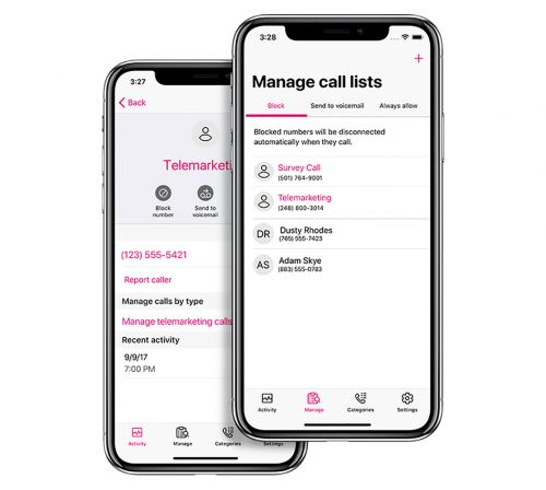 T-Mobile Name ID update brings improved design, better block list