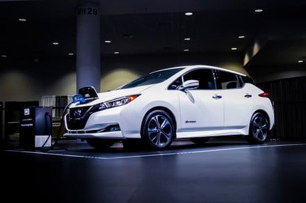 Leaf electric-car batteries can outlast vehicles by up to 12 years, Nissan claims