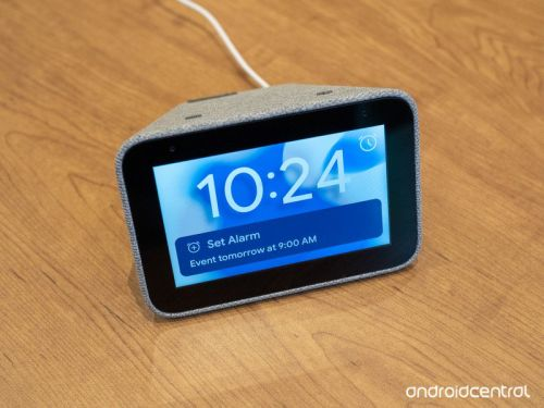The adorable Lenovo Smart Clock is now available for pre-order
