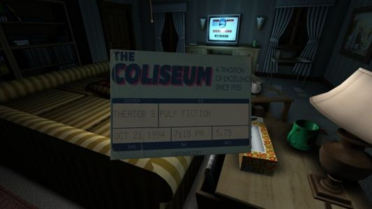 Gone Home Comes To The Nintendo Switch