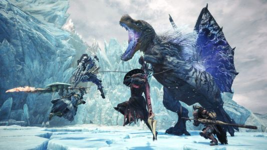 List of every new monster in Monster Hunter World: Iceborne