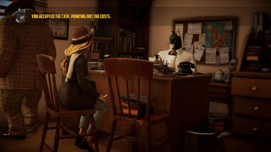 Blacksad: Under The Skin Is All About Corruption, A New Theme For The Mystery Series