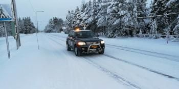 New Autonomous Car Can Handle Snow and Ice