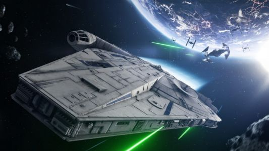 Report: EA Cancels Open-World Star Wars Game