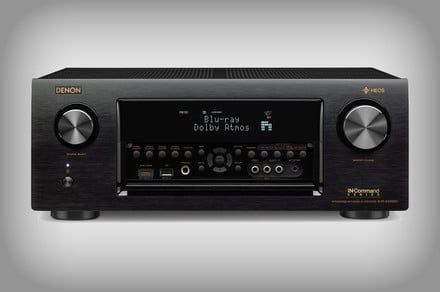 The beefy Denon AVR-X4300H 9.2-channel AV receiver is now $499 off on Amazon